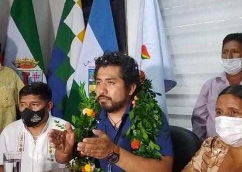 Concejo elige a Rodrigo Valverde como alcalde interino de La Guardia